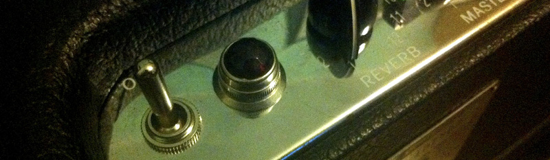 fender blues junior mods - reberb and standby switch
