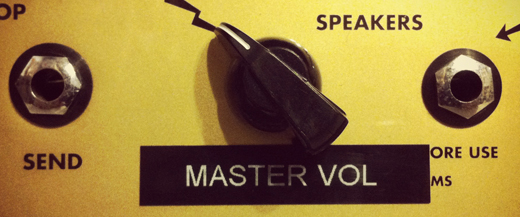 Marshall 1987X Plexi Reissue 50W MASTER VOLUME MOD