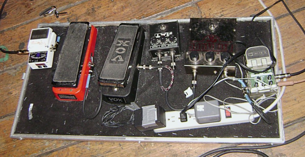 Vox V847A WahWah    Pedal    Reviews   Prices   Equipboard