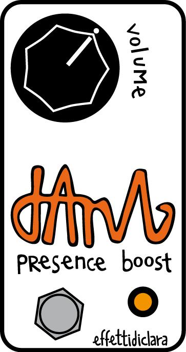effettidiclara dana - presence boost