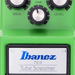 Ibanez TS9 Mod